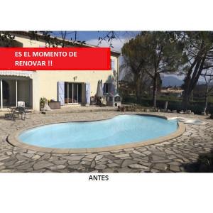 Presupuesto gratuito por renovar su piscina