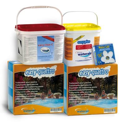 Kit limpieza piscina piscinas mayores a 30m3 for Kit limpieza piscina