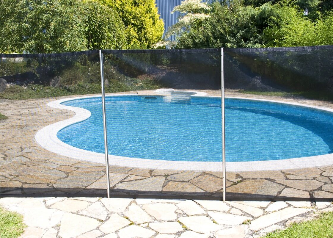 barri re souple astro piscines waterair. Black Bedroom Furniture Sets. Home Design Ideas