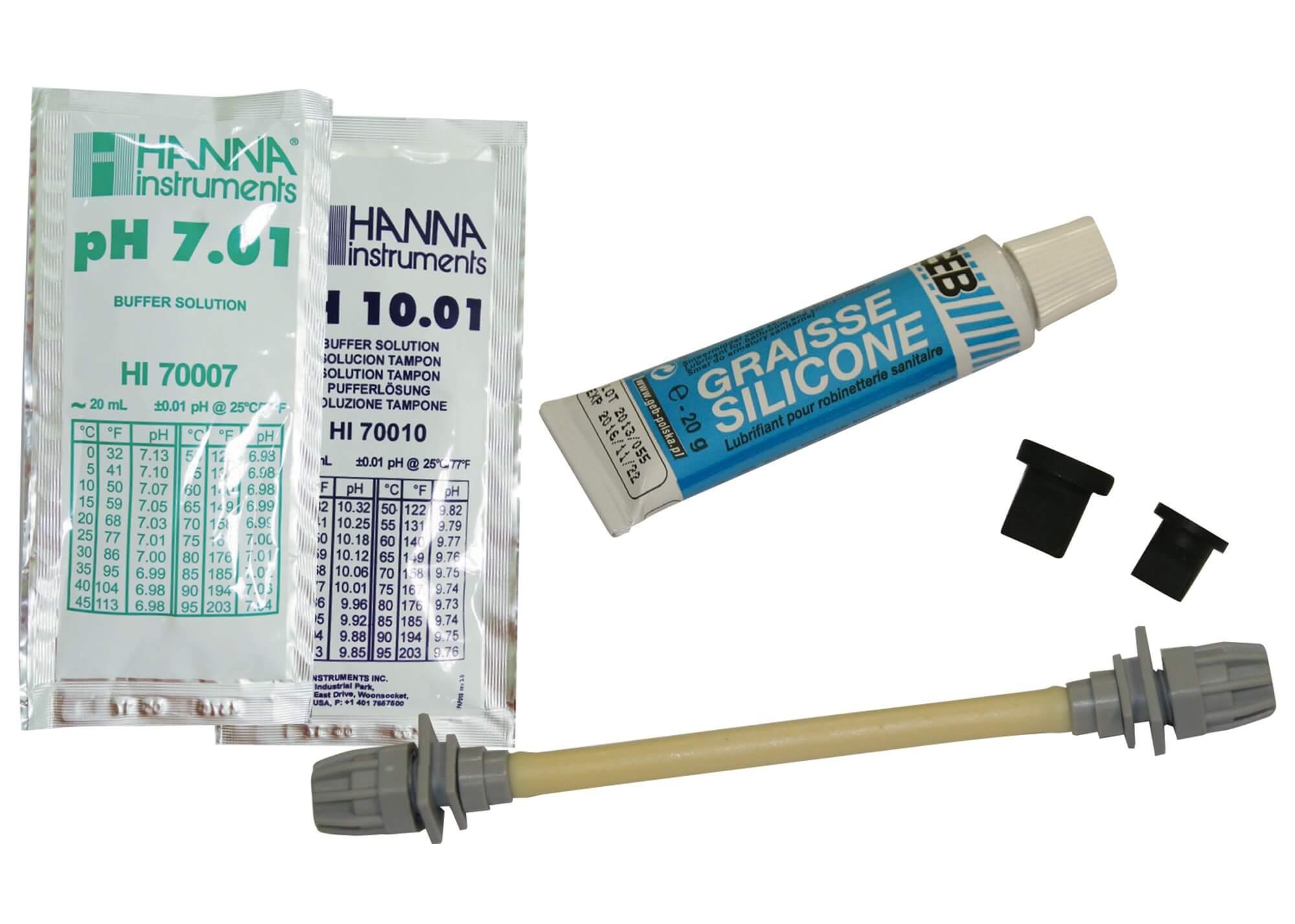 kit de maintenance pour r gulateur de ph piscines waterair. Black Bedroom Furniture Sets. Home Design Ideas