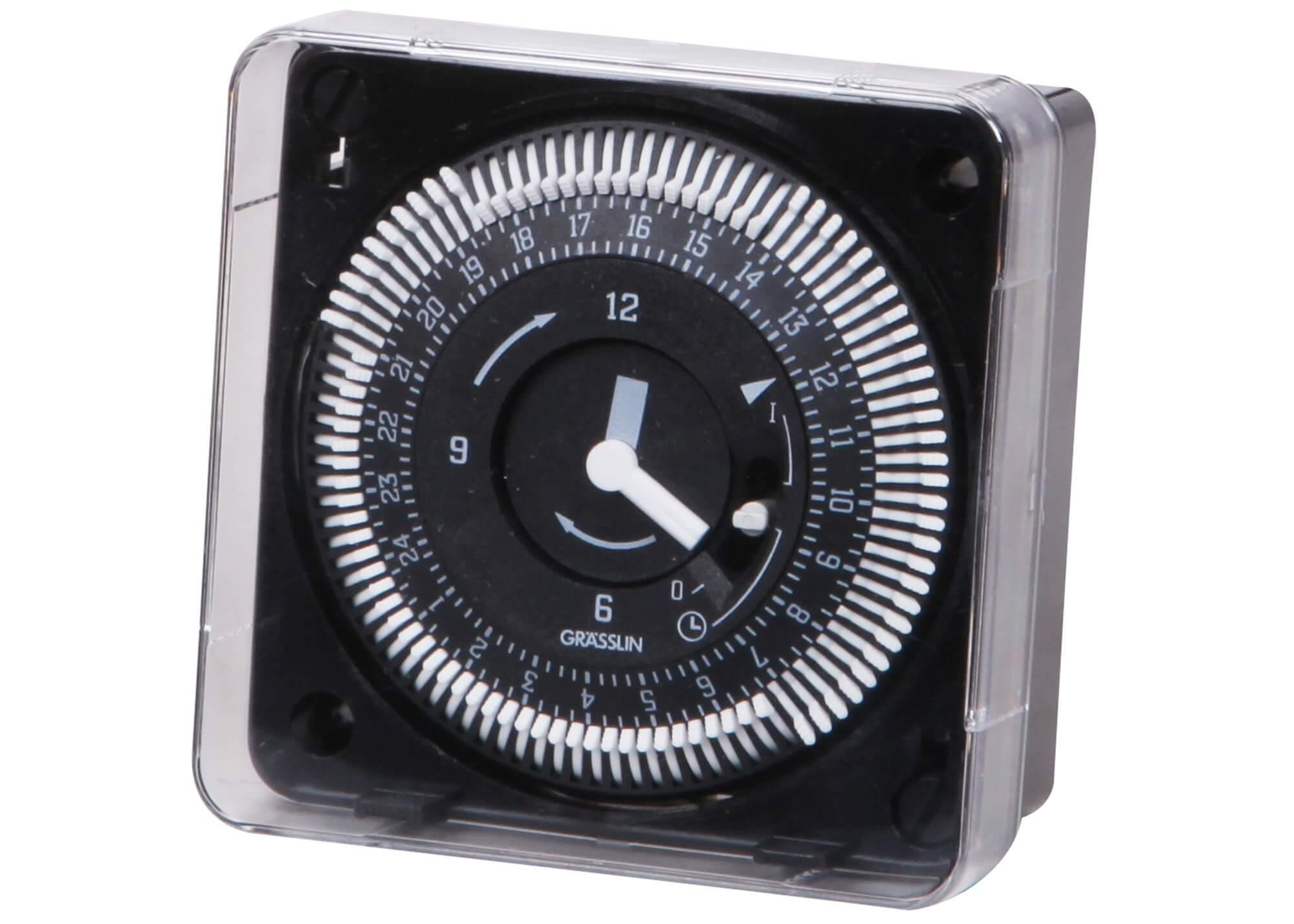 Horloge diehl piscines waterair for Reglage filtration piscine