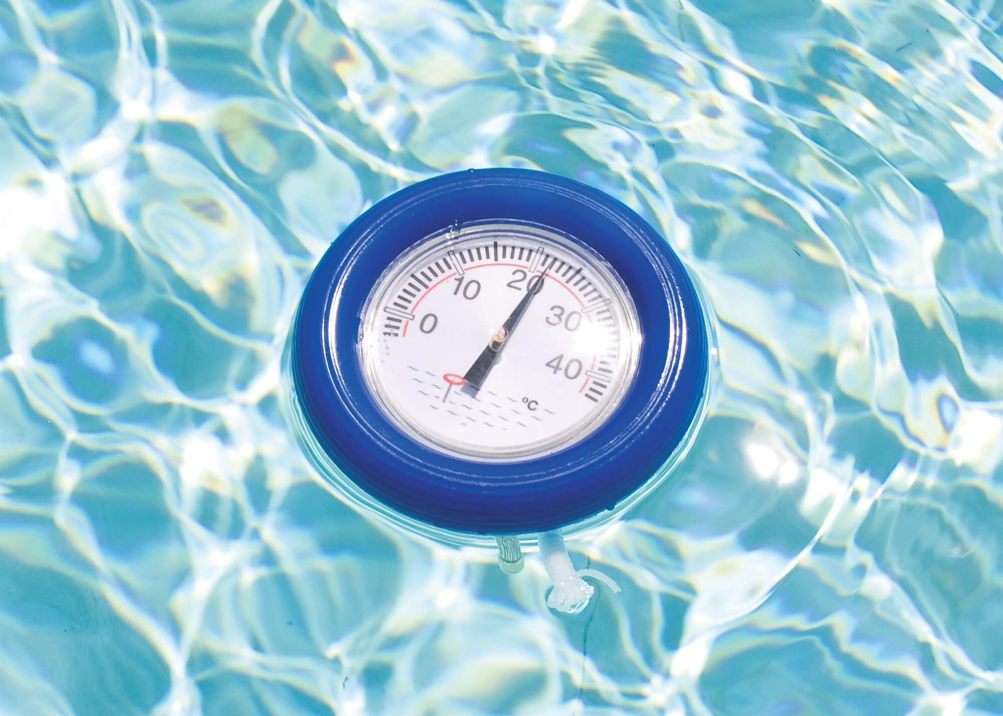 Thermom tre flottant piscines waterair for Thermometre piscine flottant