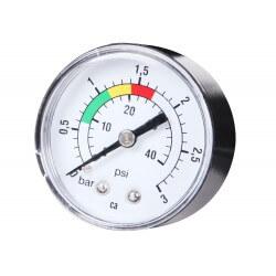 Manomètre filtre type CFR