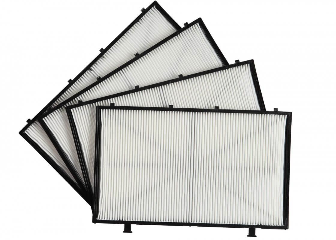 Cartouches de filtration ultra-fine