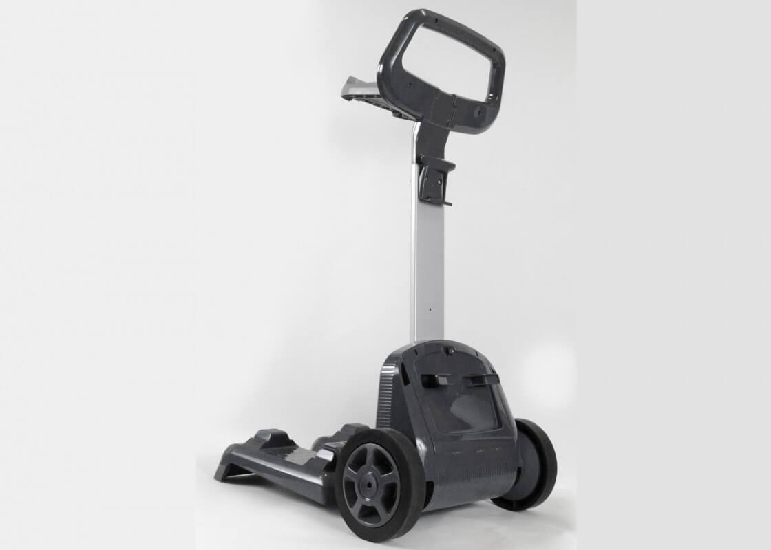 chariot pour robots