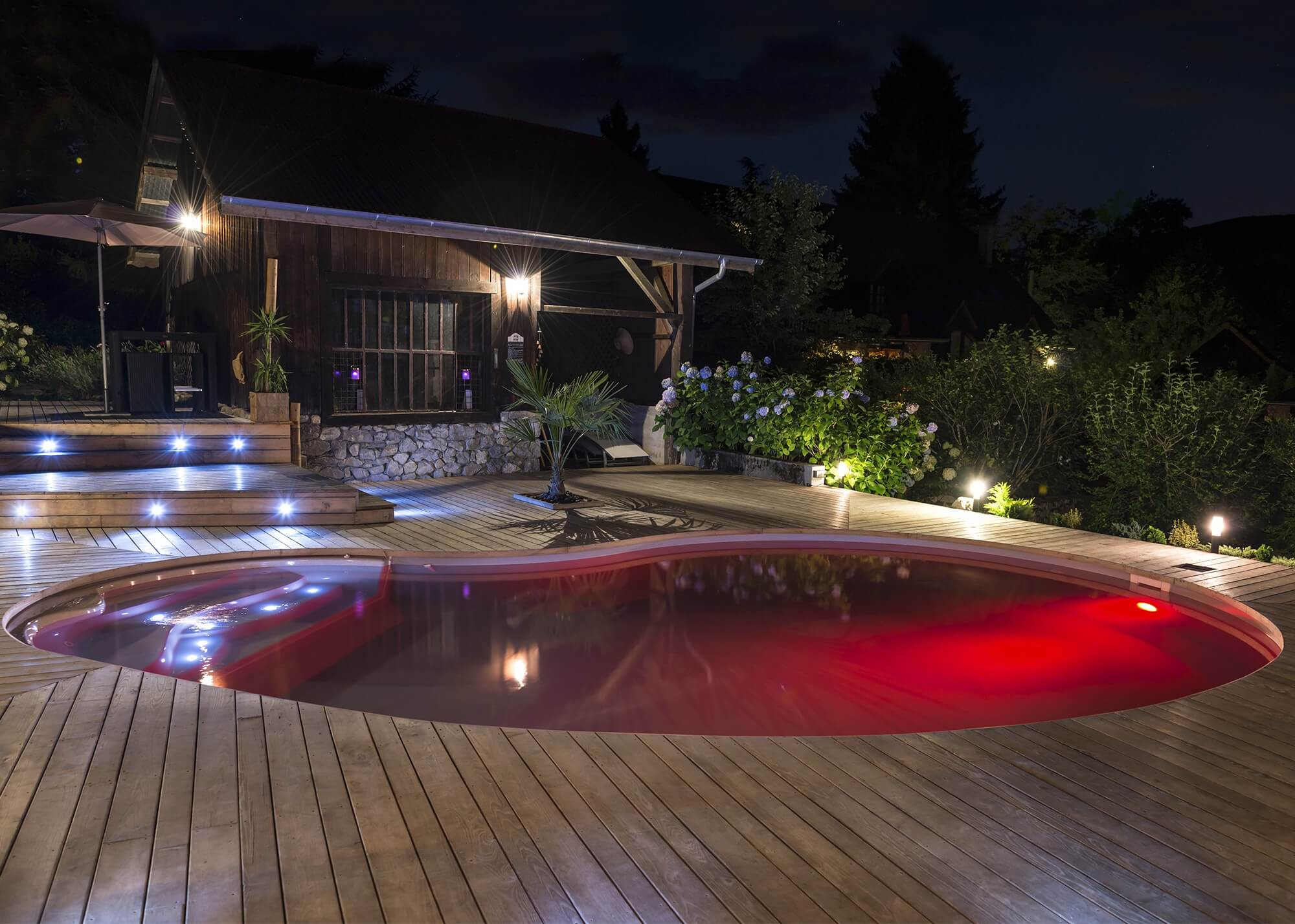 projecteur led waterair