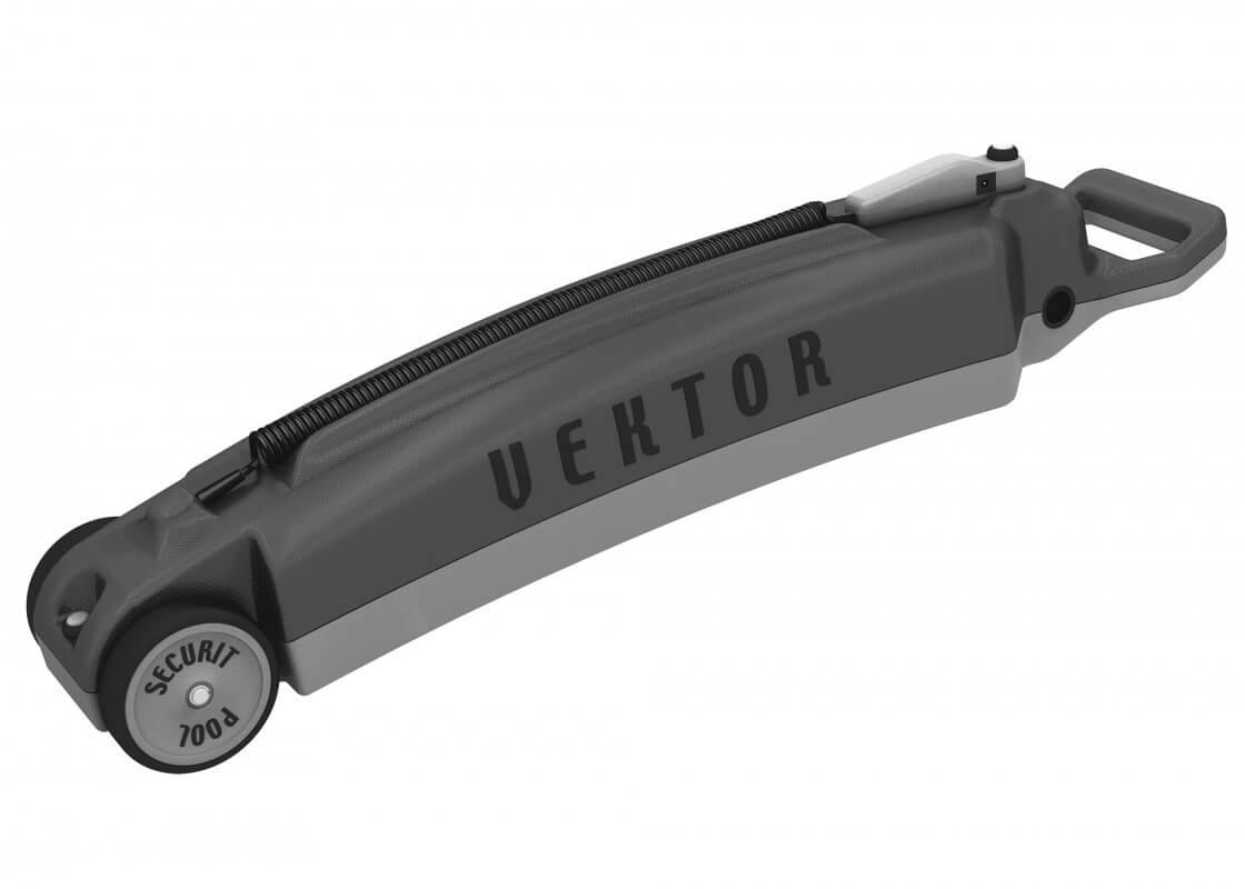 Enrouleur de couverture à barres Vektor
