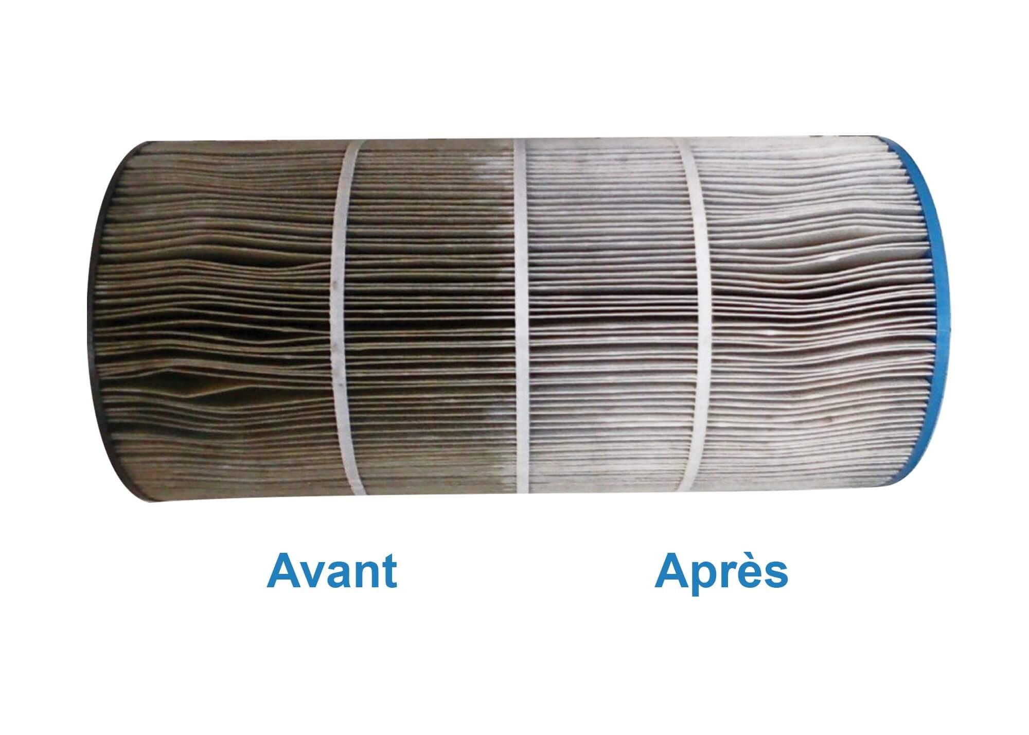 Easy filtre piscines waterair for Filtre waterair