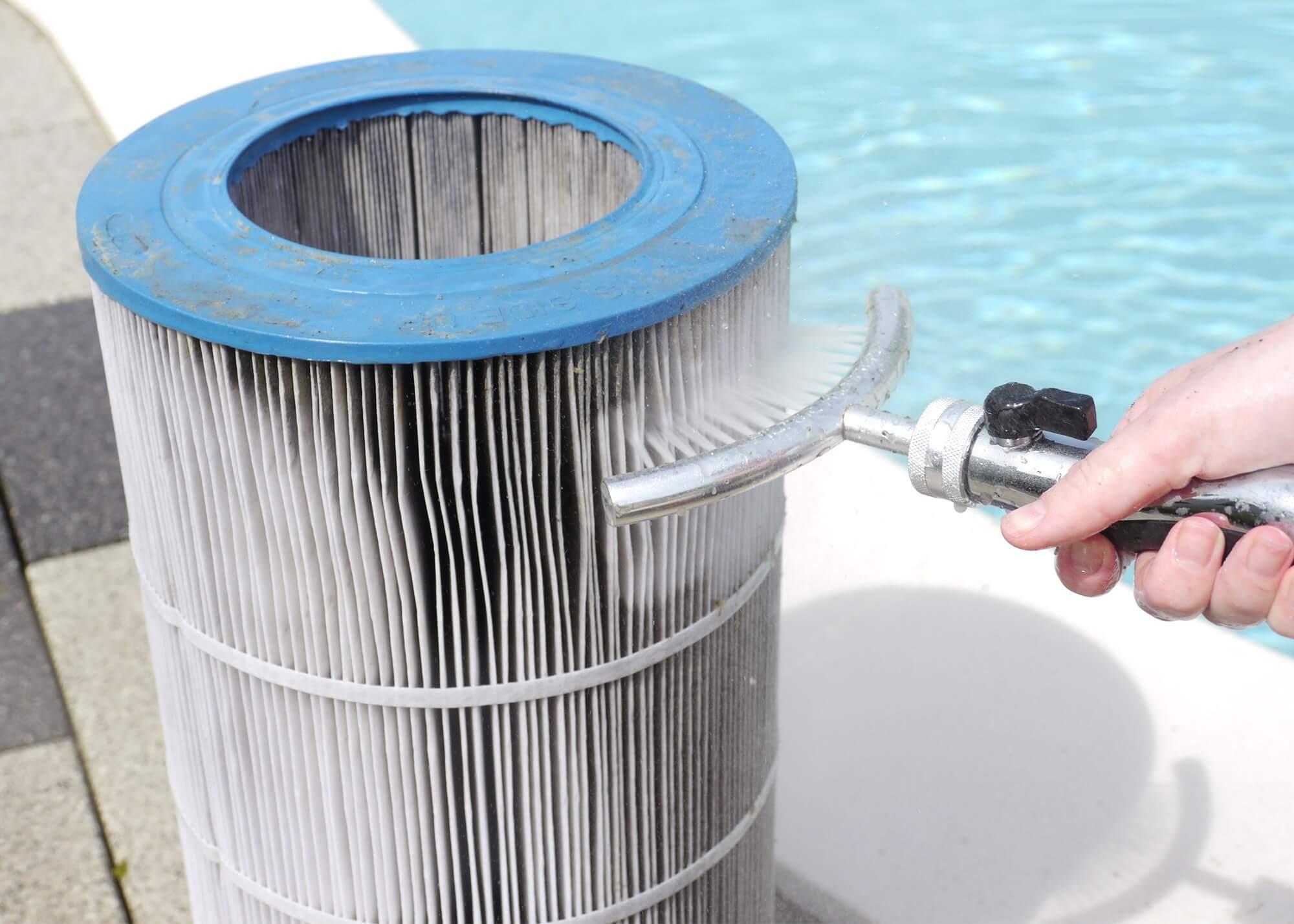 Nettoyeur de cartouches piscines waterair for Filtre piscine waterair