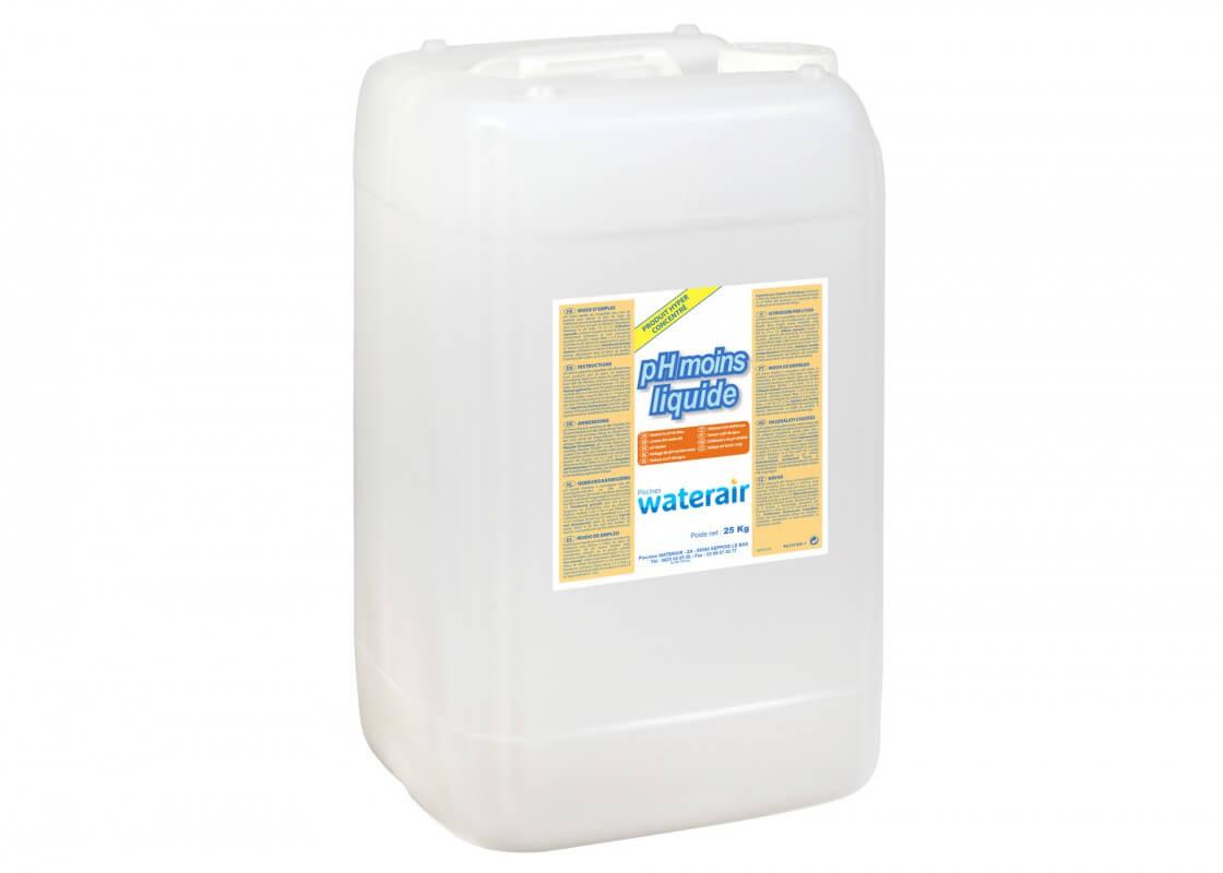 pH - liquide