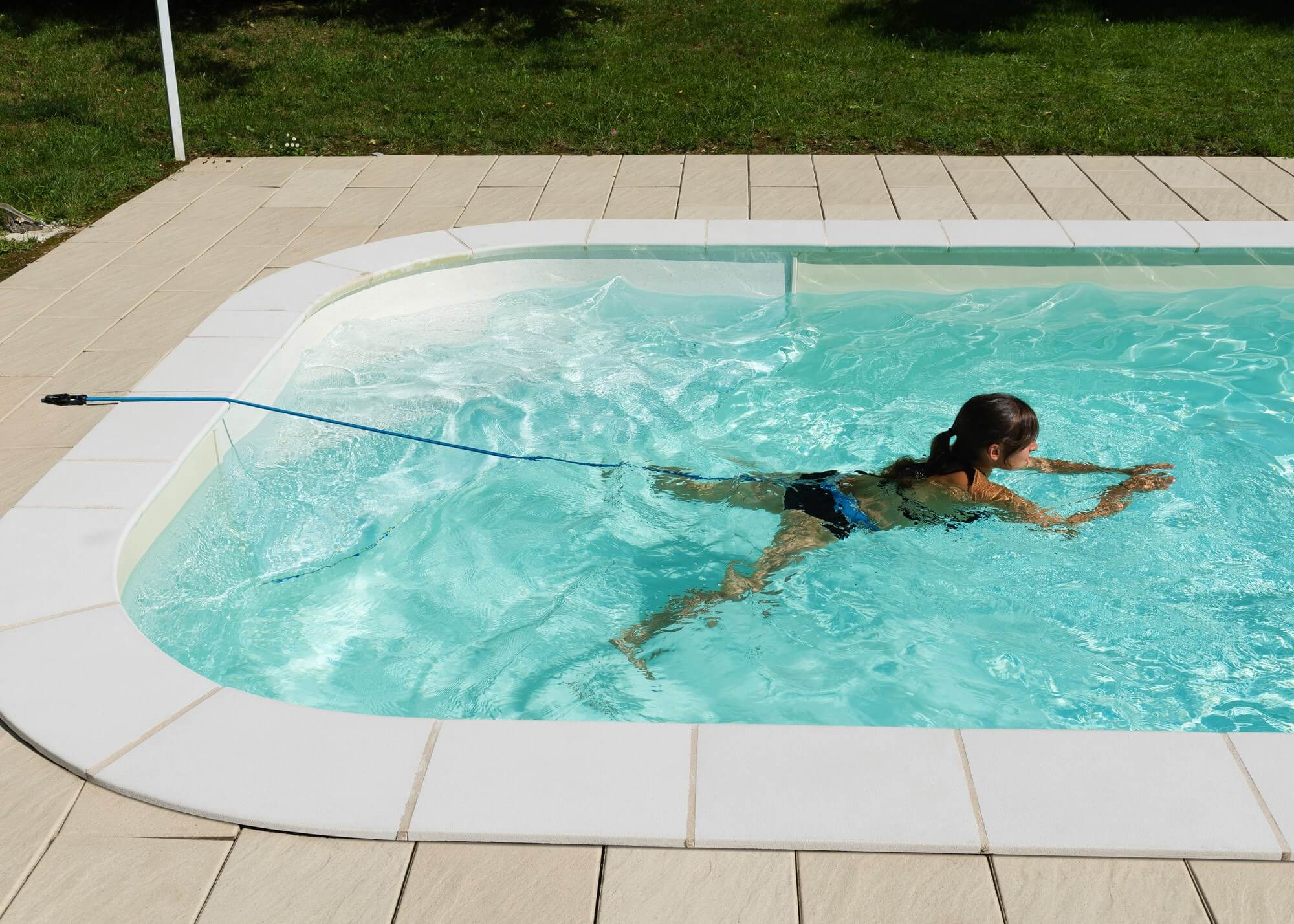 elastique de nage piscines waterair