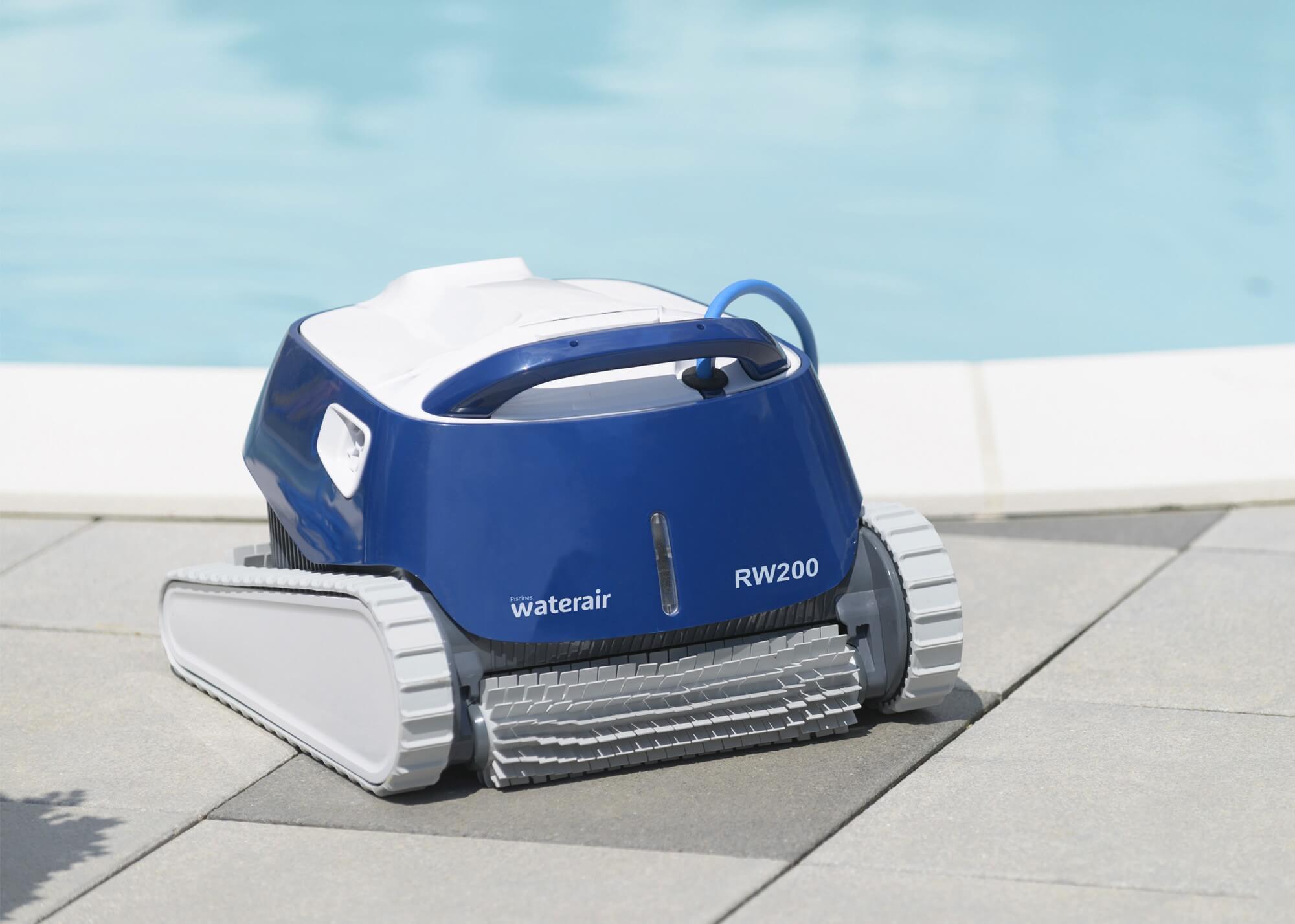 robot waterair rw200 piscines waterair