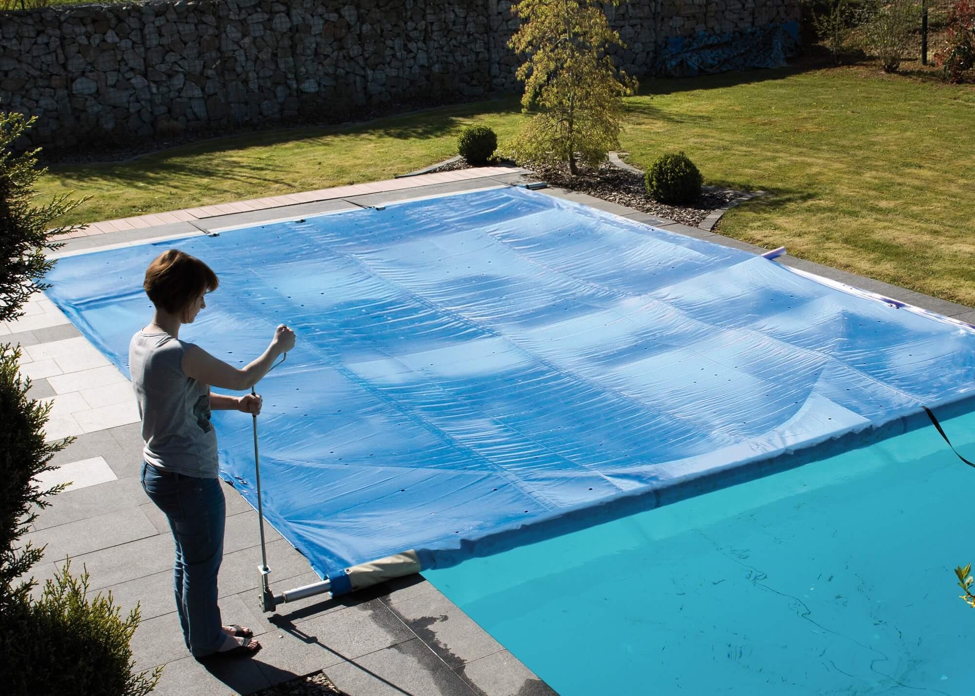 bache piscine waterair occasion