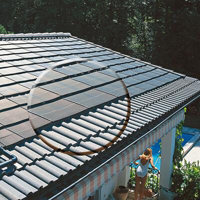 Une piscine chauff e toute l 39 ann e piscines waterair for Systeme chauffage piscine solaire