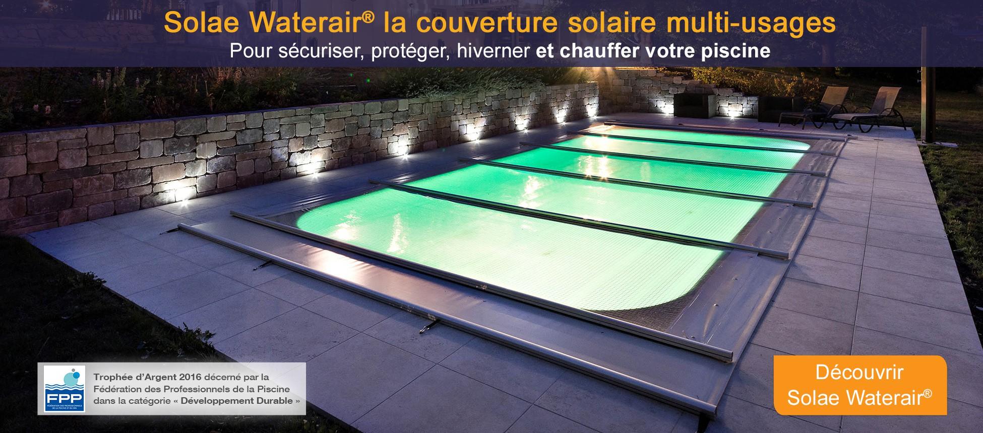 Boutique waterair piscines waterair for Robot piscine waterair