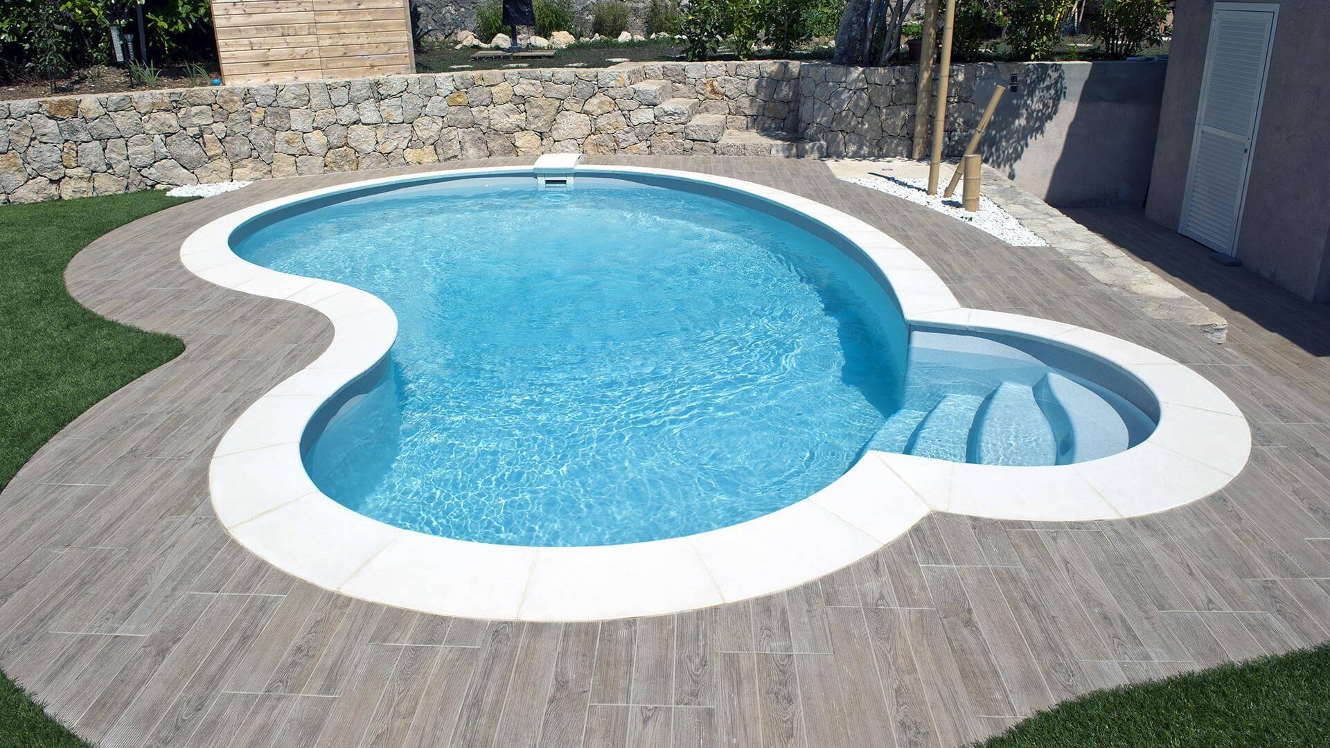 piscine haricot cline - Piscine Haricot Prix