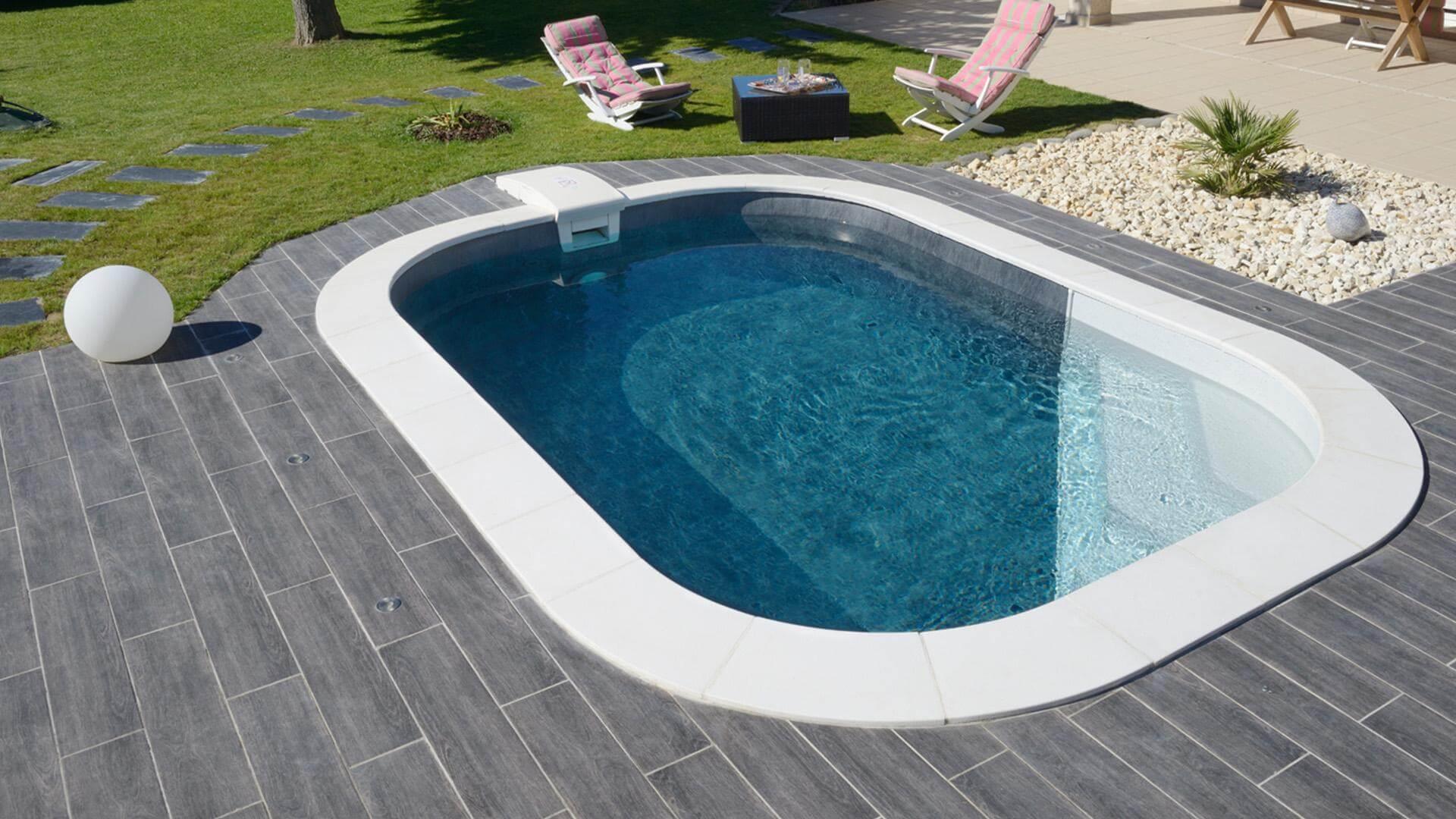 Mini Piscine Petit Jardin piscine sara mini – petite et pratique | piscines waterair