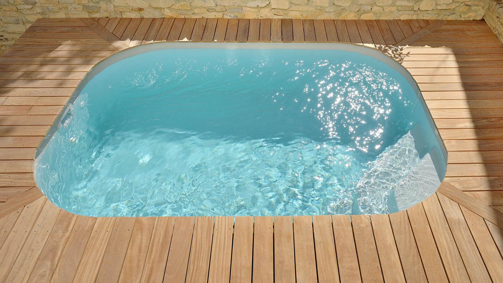 Zwembad waterair sara mini ontspannen in een minizwembad for Mini zwembad